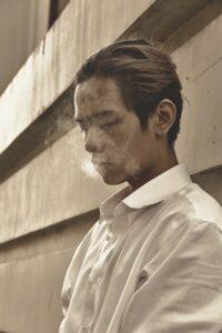 Men Man Smoking Portrait Cool  - Coboconghuu / Pixabay