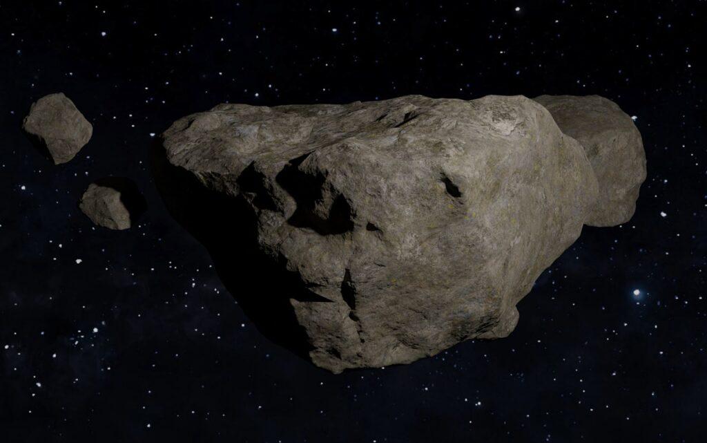 Meteorite Space Debris Pierre  - BENG-ART / Pixabay