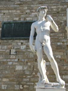 Michelangelo S David Statue  - 21150 / Pixabay