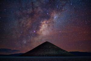 Milky Way Astrophotography Mountain  - sebadelval / Pixabay