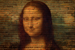 Mona Lisa Portrait Art Leonardo  - TheDigitalArtist / Pixabay