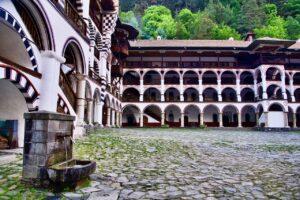Monastery Rica Bulgaria Arches  - MemoryCatcher / Pixabay