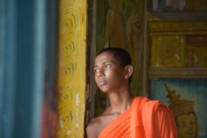 Monk Buddhist Boy Thinking Pensive  - janakaskg / Pixabay