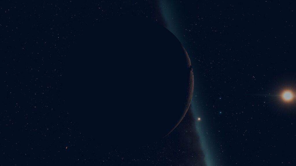Moon Planet Stars Space Astronomy  - CharlVera / Pixabay