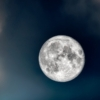 Moon Sky Night Moonlight Full Moon  - Kanenori / Pixabay