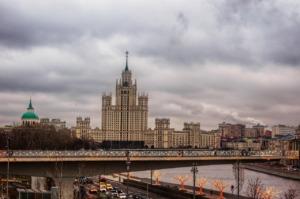 Moscow Russia City River Bridge  - Purgin_Alexandr / Pixabay
