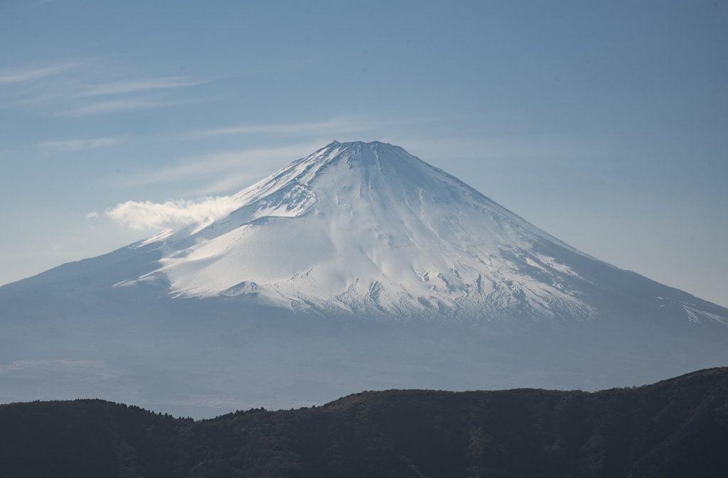 Mount Fuji Volcano Japan Landscape  - Nick115 / Pixabay