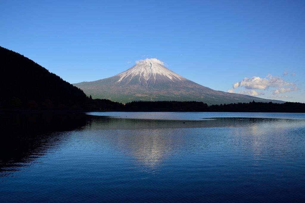 Mountain Japan Hills Shizuoka Sky  - siamkop / Pixabay