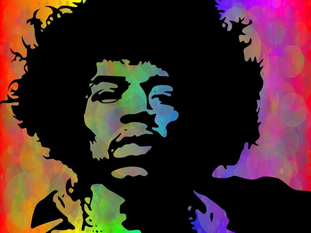 Musician Guitarist Jimi Hendrix  - flutie8211 / Pixabay