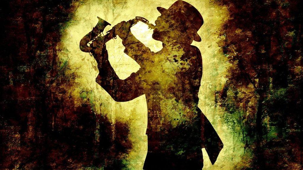 Musician Jazz Instrument Saxophone  - chenspec / Pixabay