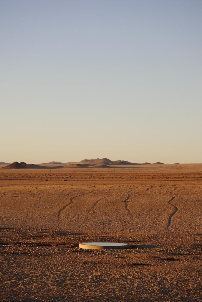 Namibia Desert Landscape Dry Sand  - vernadutoitart / Pixabay