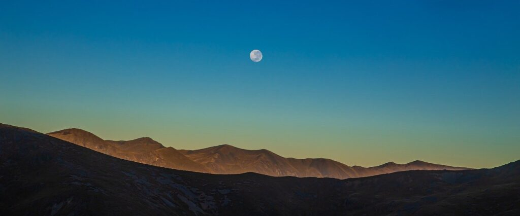 Nature Mountains Moon Full Moon  - YelenaWhiteCrow / Pixabay