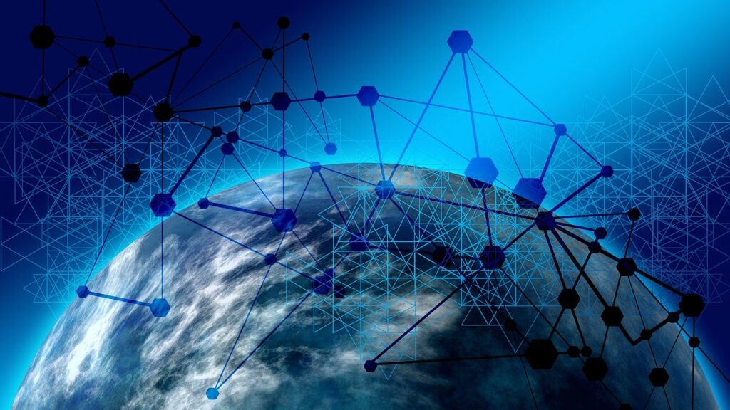 Network Web Globe Earth Global  - geralt / Pixabay