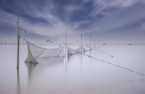 Ocean Beach Fishing Nets  - 강춘성 / Pixabay