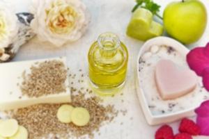 Oil Sesame Oil Soap Cocoa Butter  - silviarita / Pixabay