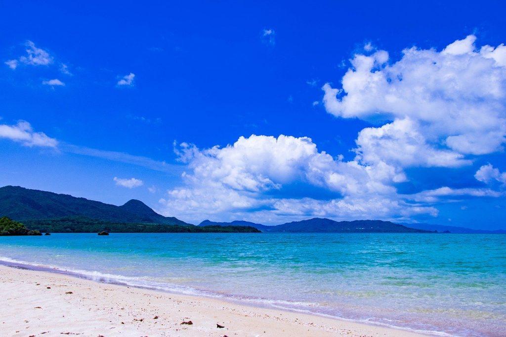Okinawa Sea Japan Landscape Sky  - MSeimori / Pixabay