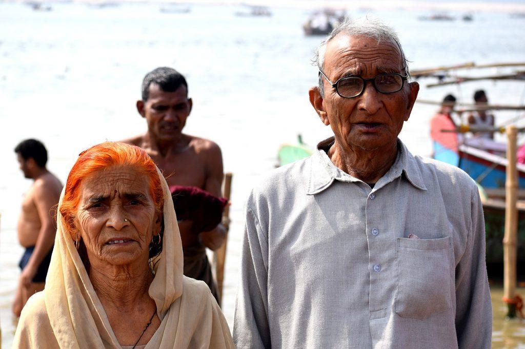 Old Couple Elderly People  - balouriarajesh / Pixabay
