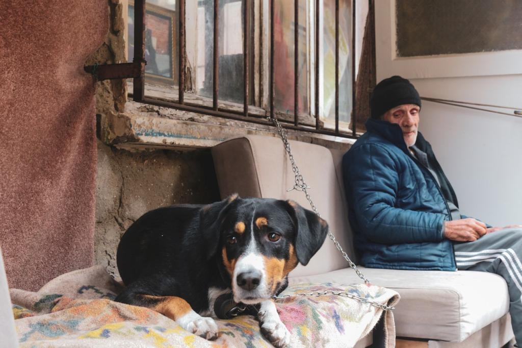 Old Man Born Elderly Man Old  - sahinsezerdincer / Pixabay