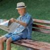 Old Man Elderly Bench Reading  - icsilviu / Pixabay