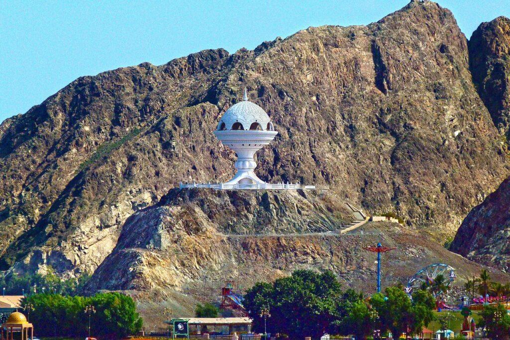 Oman Censer Muscat Emirates Islam  - eismannhans / Pixabay