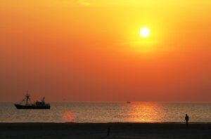 Ording Beach North Sea Sea  - danikropp / Pixabay