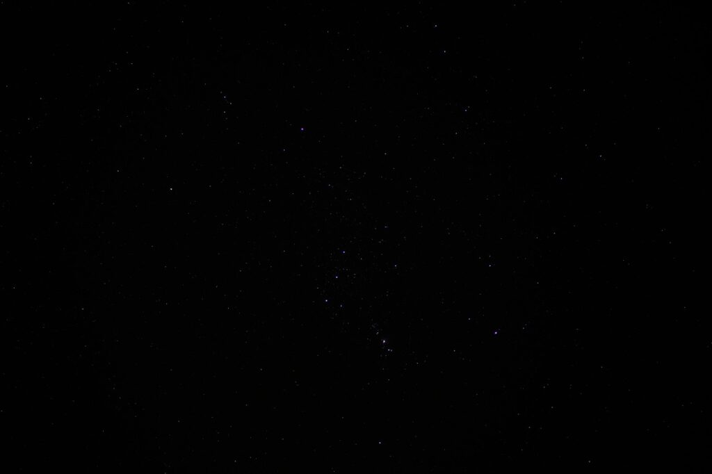 Orion Constellation Starry Sky Star  - Hans / Pixabay