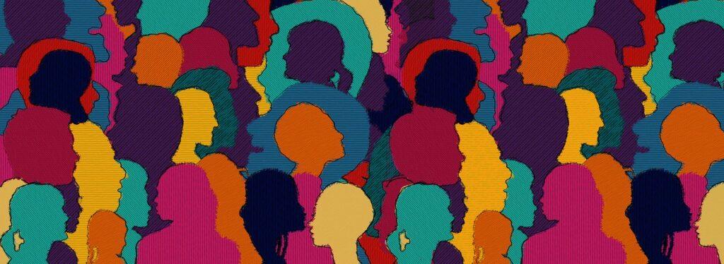 People Crowd Group Diversity Human  - geralt / Pixabay