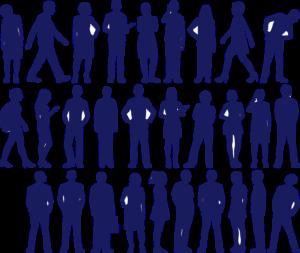 People Work Silhouette Employees  - Radoan_tanvir / Pixabay