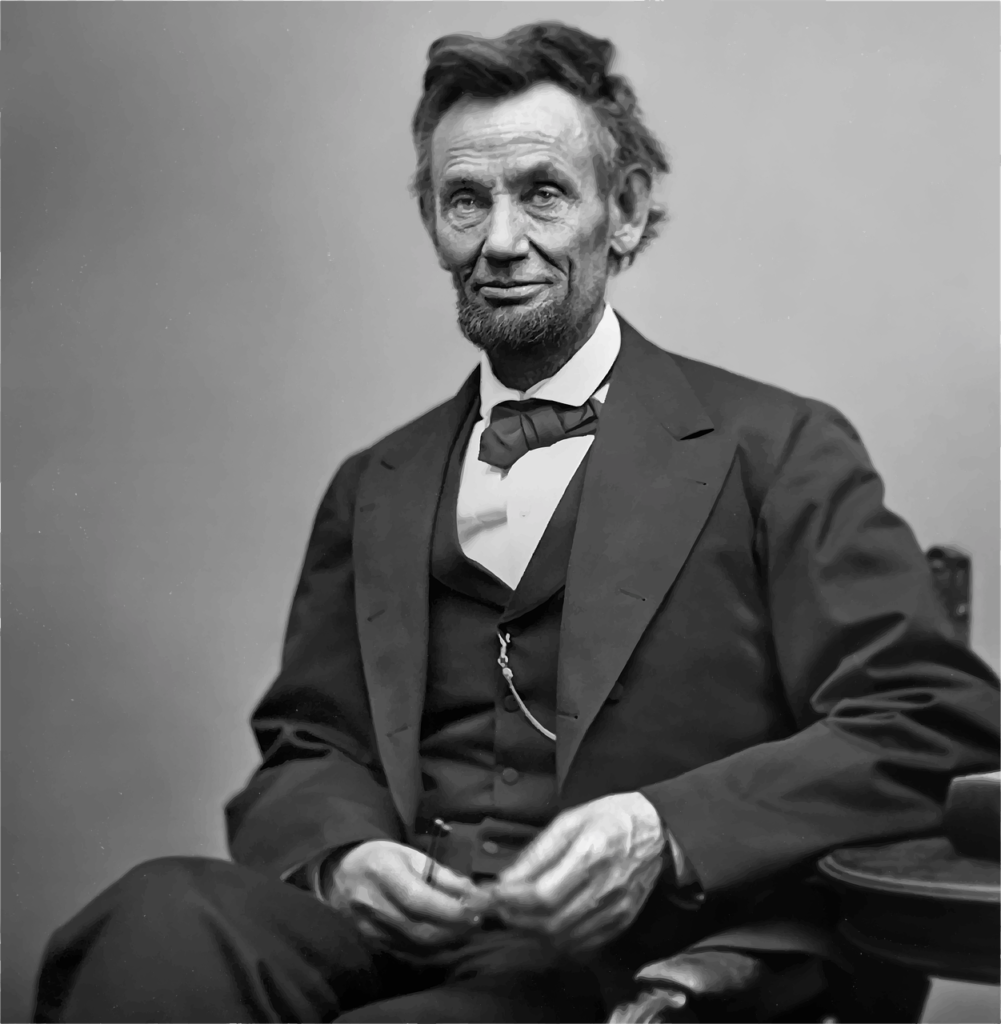 Person Man Abraham Lincoln  - GDJ / Pixabay