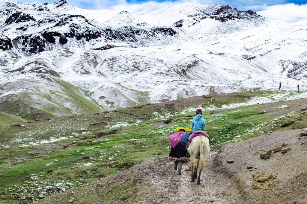 Peru Tourism Cuzco Landscape  - KinEnriquez / Pixabay