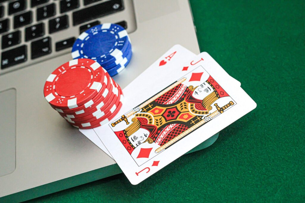 Poker Cards Casino Card Game Chips  - 6171862 / Pixabay