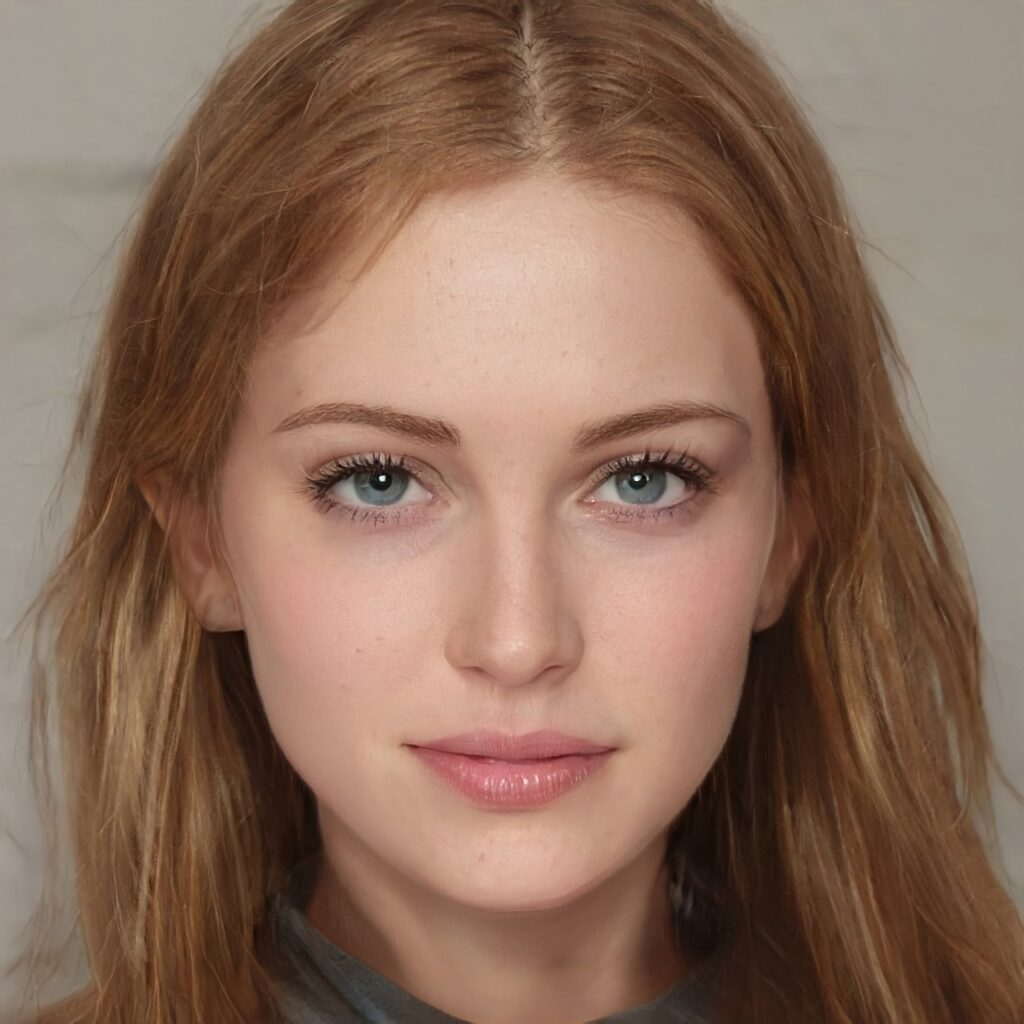Portrait Woman Model Face  - kaazoom / Pixabay