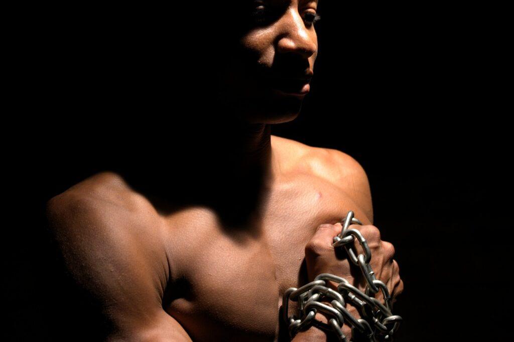 Power Freedom Male Slavery Strong  - Redleaf_Lodi / Pixabay
