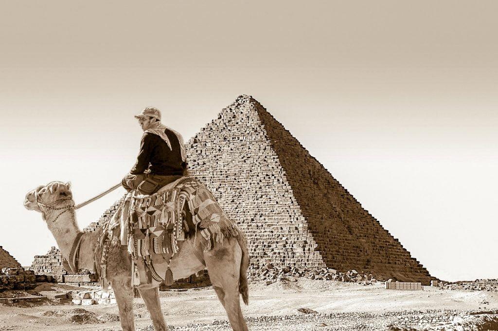 Pyramid Egypt Pharaonic Egyptian  - mohamed_hassan / Pixabay