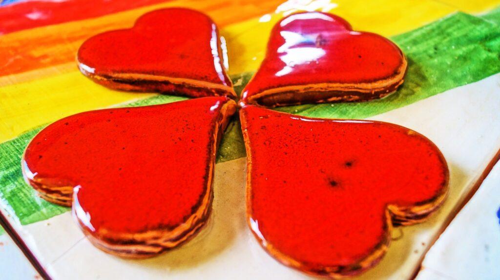 Quadricuore Hearts Amulet Love  - BarbaraBonanno / Pixabay