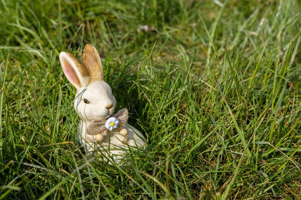 Rabbit Easter Bunny Easter  - Bru-nO / Pixabay
