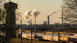 Railroad City Vilnius Station  - kmarius / Pixabay