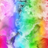 Rainbow Colorful Bright Gem  - Prawny / Pixabay