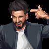 Ranveer Singh Man Cartoon Actor  - Creativehatti / Pixabay