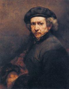 Rembrandt Harmenszoon Van Rijn  - WikiImages / Pixabay