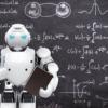 Robot Teacher Blackboard Class  - Tumisu / Pixabay