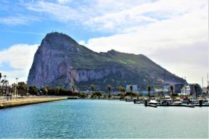 Rock Of Gibraltar Port Sea Yachts  - randomwinner / Pixabay