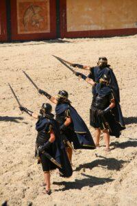 Roman Soldier Costume Sword  - dozemode / Pixabay