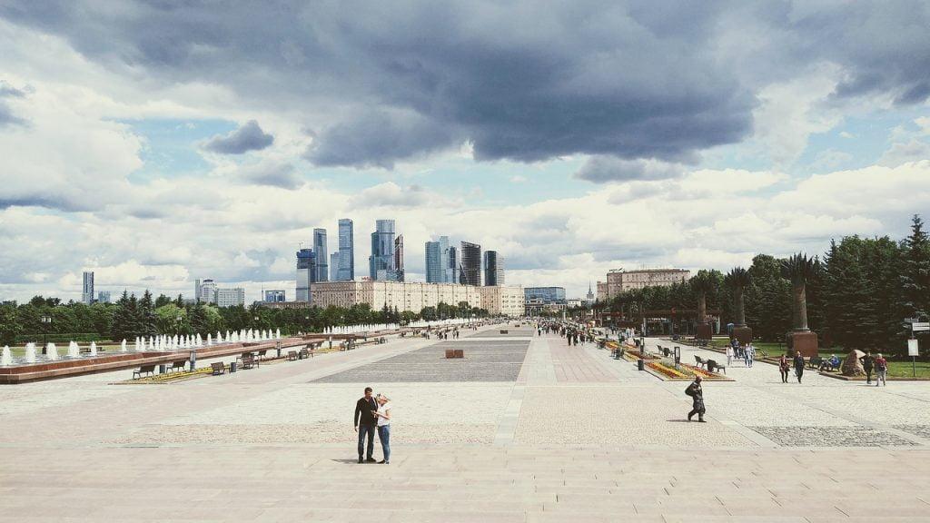 Russia Moscow Museum Skyline Sky  - winklerchristopher / Pixabay