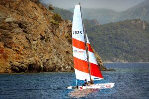 Sailboat Sea Travel Sailing Boat  - Alpcem / Pixabay
