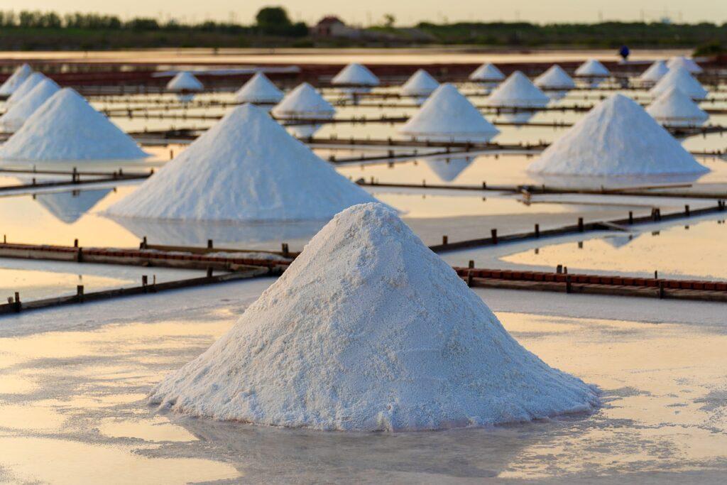 Salt Salt Box Taiwan Tainan  - MagicTV / Pixabay