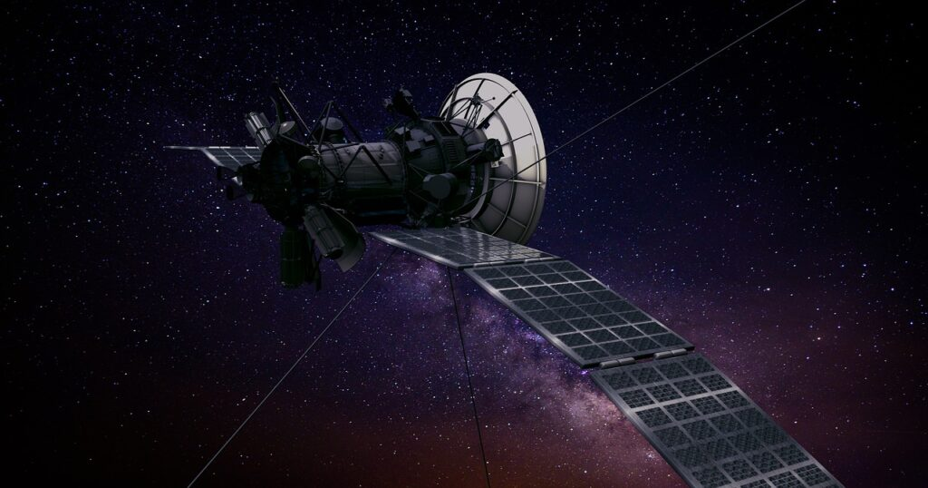 Satellite Universe Atmosphere  - PIRO4D / Pixabay