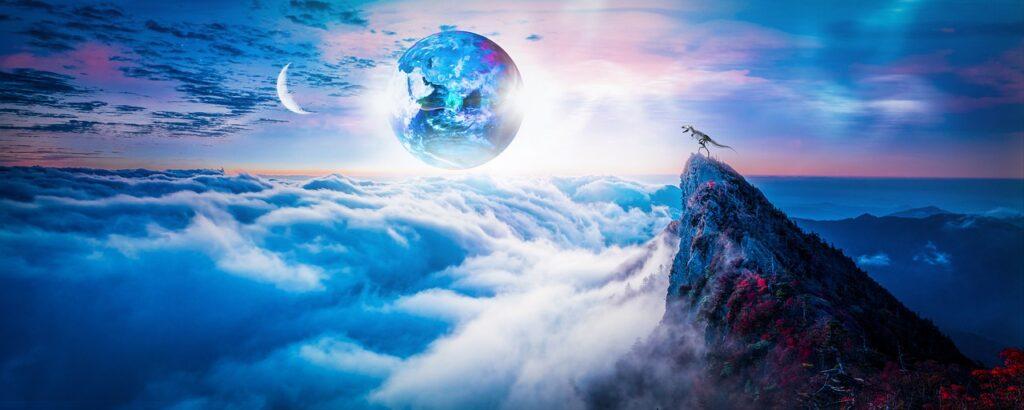 Scenic Surreal Fantasy Photomontage  - PatoLenin / Pixabay