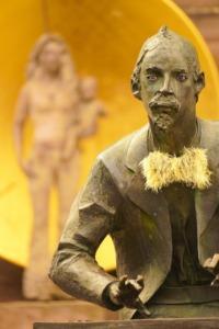 Sculpture Monument Adolf Von Henselt  - Lakeblog / Pixabay