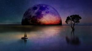 Sea Planets Ocean Coast Space  - Alexandra_Koch / Pixabay
